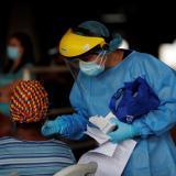 Colombia tiene récord de contagios y sobrepasa los 40.000 muertos por Covid