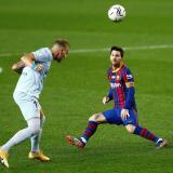 """Messi agradece a Pelé su """"mensaje tan cariñoso"""""""