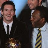 Las 10 cosas que Messi y Pelé tienen en común