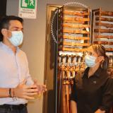 Cierran establecimientos que no cumplen con medidas biosanitarias en Montería