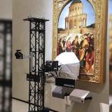 """La tecnología """"clona"""" el cuadro """"Los desposorios de la Virgen"""" de Rafael"""