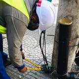 Conexiones irregulares fueron detectadas en el Centro de Barranquilla