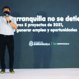 Alcalde de Barranquilla desestima informe de ANIF sobre cifras de mortalidad