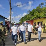 Mindefensa viaja a Montecristo, Bolívar, a atender situación por masacre