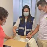 Dadis entregó 4.860 pruebas PCR a Unicartagena