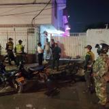 Por rumbas ilegales extreman controles en Santa Marta