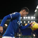 La derrota dejó al Everton en la cuarta plaza, a cuatro puntos del líder, el Liverpool.