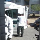Hallan a vigilante sin vida dentro de una construcción  en Soledad