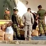 Armada asegura que tiene identificados a soldados por robo de ayudas