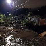 Derrumbe en barrio Baltazar de Ibagué deja 14 personas lesionadas