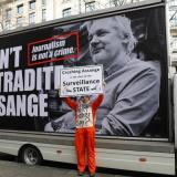 Reino Unido rechaza la extradición de Assange a EE.UU. por motivos de salud