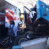 4 muertos y 13 heridos en 2 accidentes