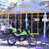 Cierran negocio construido en zona de bajamar en La Boquilla