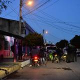 En Soledad: sicarios asesinan de cinco tiros a un hombre