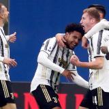 El Juventus se ubicó de cuarto en la tabla, a siete puntos del cuadro milanista.