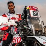 El piloto indio Santosh, en coma inducido tras un accidente en Rally Dakar