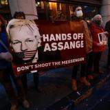 Assange, una década atrapado en laberintos judiciales en el Reino Unido