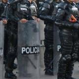 Policías no podrán llevar armas de fuego a protestas