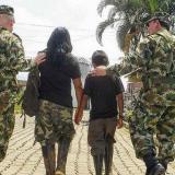 Familias de menores muertos tras ser reclutados son víctimas: Corte