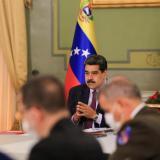 Maduro pide a Guterres reanimar el diálogo con Guyana por disputa territorial