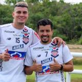 Michael Rangel y Sherman Cárdenas salen de Junior con rumbo al Independiente Santa Fe.