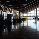 Aeropuerto de Madrid vuelve a operar vuelos a América tras nevada histórica
