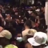Rumbas callejeras de nuevo en Santa Marta