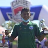 Dominic Hernández, campeón y goleador de la Caribe Champions