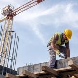 La construcción fue uno de los sectores más beneficiados ene el Atlántico.