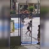 En medio de riña, joven fue atacado con un bate en barrio El Limón
