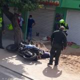 Presunto cómplice de atracador asesinado en Fonseca se fugó con $19 millones