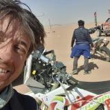 Murió piloto Cherpin tras cinco días en coma por caída en el Rally Dakar