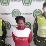 Capturan a mujer en Santa Ana, Magdalena, por doble homicidio en Bogotá