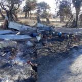 Incendio arrasó con 7 casas en La Jagua de Ibirico, Cesar