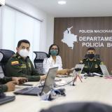 El PMU convocado por la Consejería Presidencial para la Equidad de la Mujer se cumplió en el comando de Policía Bolívar.