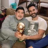 Leopoldo Luque, médico del fallecido Diego Armando Maradona.