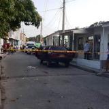 Sicarios en moto asesinan de cuatro balazos a un hombre, en Siete de Abril