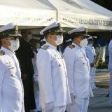 Carlos Uribe Jiménez, nuevo Comandante del Batallón Naval