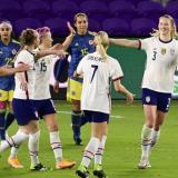 Selección Colombia femenina cayó 6-0 en amistoso ante Estados Unidos