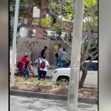 Comunidad golpea a presunto ladrón en el norte de Barranquilla