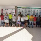 """""""Utilizaban a menores para enviar coca y marihuana a domicilio en Valledupar"""""""