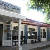 Aspecto del puesto de salud del corregimiento de Bohórquez, en jurisdicción de Campo de la Cruz.