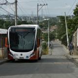 Transcaribe aplica cambios en recorrido de la ruta X105