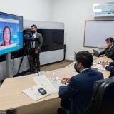Foro Económico Mundial destacó la apuesta de Barranquilla como BiodiverCiudad