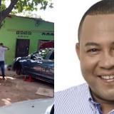 Yobani Carranza Castillo fue asesinado en un taller.
