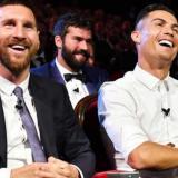 Messi y Cristiano hacen parte de los 11 de la década.
