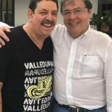 Video de Carlos Holmes Trujillo en parranda vallenata es de 2019