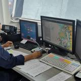 Desde el centro de control el monitoreo para hallar la embarcación 'Carmen I' es de 24 horas.