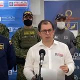 Caen 13 del 'Clan del Golfo' por enviar cocaína desde el Caribe colombiano