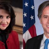 Estados Unidos reafirma compromiso de trabajo bilateral con Colombia